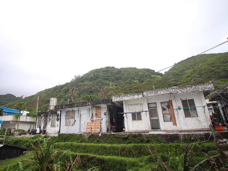 民宿旁景觀