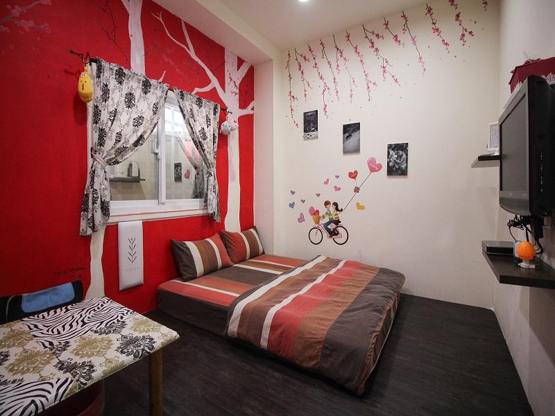 櫻花和室二人雅房