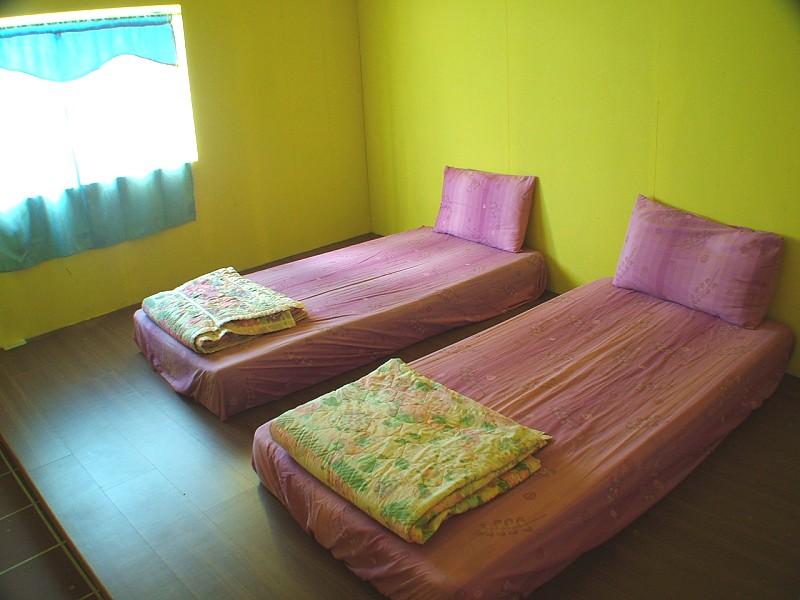 二人房單床