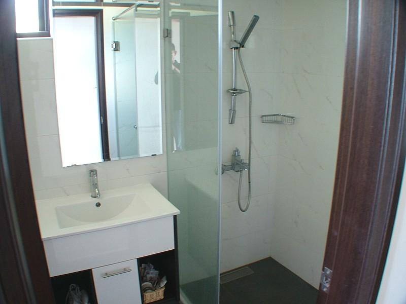 乾濕分離衛浴設施