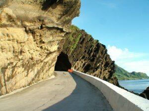 紅頭岩下穿洞公路