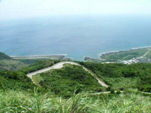 俯看東清灣
