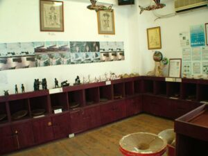 文物展示區