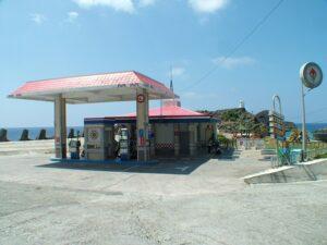 蘭嶼唯一加油站